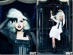 "<3  Love the whole ""Out"" photoshoot"
