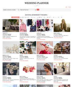 Nuestra ficha en la web #WeddingPlanner de la revista #TELVA - www.telva.com/... Todo para organizar tu #boda!