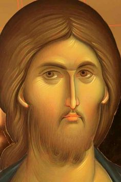 The Icon More images of Jesus Christ… Images Of Christ, Religious Images, Religious Icons, Religious Art, Byzantine Art, Byzantine Icons, Christ Pantocrator, Greek Icons, Jesus Face