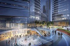 Chengdu Performing Arts and Entertainment Center Landscape Design | Architect Magazine | SWA Group, Chengdu, China, Cultural, Community