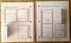Mission: Math: Interactive Notebooks
