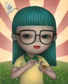 ☆ Artist Matthew Pasquarello ☆ Disney Characters, Fictional Characters, Disney Princess, Illustration, Artist, Blog, Animals, Interview, Portraits