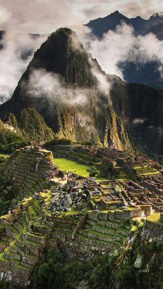 Machu Picchu, Peru.  There's just something about this place.