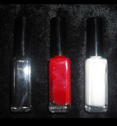 Bloody Mary Goth Nail Kit http://www.mame.com.au/accessories/make-up