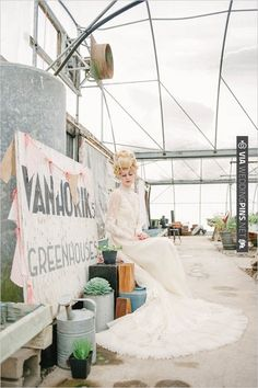 greenhouse weddings | CHECK OUT MORE IDEAS AT WEDDINGPINS.NET | #weddings #weddinginspiration #inspirational