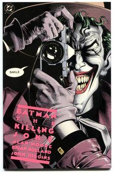 KILLING JOKE NOVEL HC TITAN DC COMICS BATMAN JOKER NEW//UNREAD