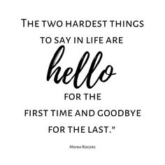 The two hardest things to say in life are hello for the first time and goodbye for the last. Check out more tons more adoption & foster care quotes from all sides of the triad on the website. Link in BIO. #ADOPTION #adoptioniscomplex #adoptions #adoptionjourney #hopefuladoptiveparent #adoptions #adoptionstories #adoptionstory #adoptionishard #adoptionstories #adoptionstory #foster #fostercare #fostering #fostertoadopt #fostermom #fosterlife #fosterparent #fosterdad #thisisfostercare #quotes…