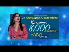 ¡Ya somos 8000! te regalo un aclarador de abundancia y prosperidad - YouTube Pag Web, Access Bars, Instagram, Youtube, Grateful, Social Networks, Gift, Youtubers, Youtube Movies