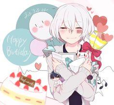 mafumafu Kawaii Art, Kawaii Anime, Satsuriku No Tenshi, Durarara, Pokemon Fan, Original Song, Touken Ranbu, Drawing Reference, Vocaloid