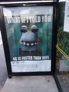 The bus stop in Norway is making memes now.