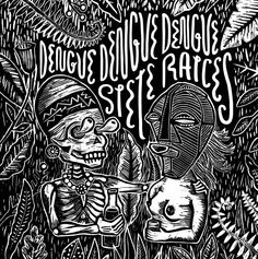 Felipe Salmon and Rafael Pereira are Dungue Dengue Dengue, a masked A/V duo hailing from Lima, Perú that takes pride in exploring native rhythms from their homeland and incorporating them ...
