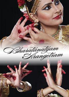 Heart of Dance - Arangetram Invitations