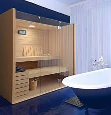 Modern sauna room ideas can apply to your room and get trendy and stylish decor for the interior, read the latest design ideas and view extensive images of every room. Modern Saunas, Indoor Sauna, Sauna Design, Finnish Sauna, Bidet, Sauna Room, Home Spa, Bathroom Interior, Cozy House
