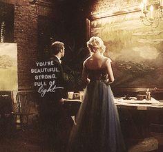 The Vampire Diaries Animation: Caroline and Klaus ^^