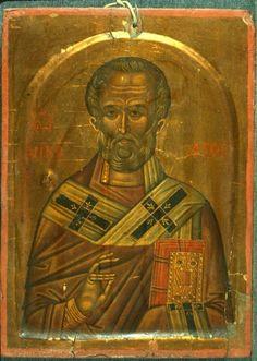 edu sinai files original 6839 Byzantine Icons, Byzantine Art, Saint Catherine's Monastery, Paint Icon, Like Icon, Russian Icons, Best Icons, Saint Nicholas, Orthodox Icons