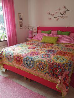 Crochet blanket borders pattern ravelry 69 Ideas for 2019 Crochet Afghans, Crochet Blanket Border, Crochet Quilt, Crochet Mandala, Crochet Squares, Crochet Granny, Afghan Blanket, Crochet Blankets, Ravelry Crochet