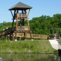 Awesome lookout tower!
