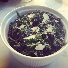 Homemade Version of True Foods Kale Salad!  Easy, Healthy and Yummy!!!