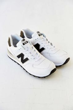 Shop New Balance 574 Leather Running Sneaker at Urban Outfitters today. We  carry all the latest styles, colors and brands for you to choose from right  here.