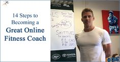 Want to become an online fitness coach? There's some things you need to know before you start.
