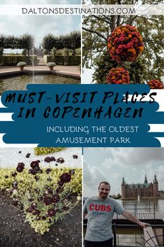 This blog is the ultimate travel guide to Denmark. Spend a perfect weekend in Copenhagen and visit the Little Mermaid Statue | Copenhagen Denmark | Copenhagen things to do | Copenhagen places to visit | Copenhagen things to see | Copenhagen travel itinerary | Copenhagen weekend itinerary | Copenhagen Tivoli Gardens | Copenhagen travel guide | Copenhagen Nyhavn | Copenhagen map | Copenhagen city guide | Copenhagen mermaid | Copenhagen hidden gems | Copenhagen fun things to do Tivoli Gardens Copenhagen, Copenhagen Travel, Cruise Pictures, Denmark Travel, European Destination, Ultimate Travel, Weekend Trips, Travel Couple, Wanderlust Travel