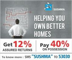#SUSHMA Buildtech Limited is helping you own better homes in #Zirakpur