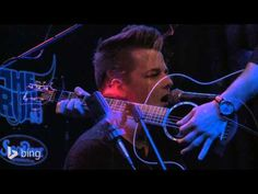 This guy is going to be huge...  Chase Bryant - Little Bit Of You (Bing Lounge) - YouTube
