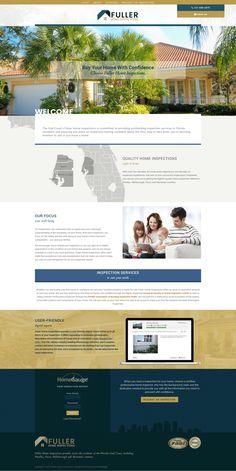 Fuller Home Inspections | Vermillion Designs