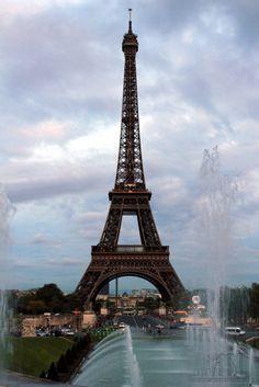 Paris eiffel tower home decor art print France by AnnaKiperPhoto, $18.00