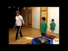Nagycsoportos óvodai mozgásfejlesztő foglalkozás. Kids Gym, Sensory Integration, Nalu, Basketball Court, Teaching, Education, Fitness, Sports, Youtube