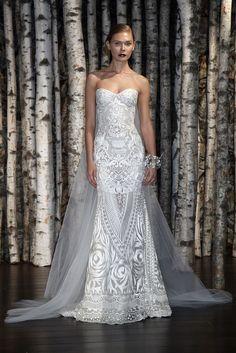 Naeem Kahn Spring 2015 wedding dress obsession