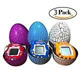 Buy Dinosaur Egg Virtual Pets on a Keychain Digital Pet Electronic Game RioRand, RioRand, Toy Dinosaur Eggs, Virtual Pet, Game 3, Fitbit, Packing, Electronics, Pets, Digital, Star