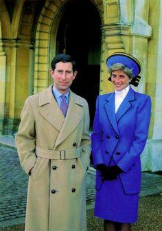 Princess Diana, December 1993