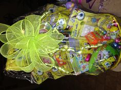 Spongebob basket by Fabulosity Designs!!