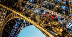 Going up the Eiffel Tower by Joanne  on 500px
