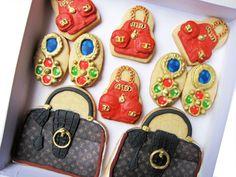 Fashion Cookies PETIT FOUR Brasil Glamour Magazine