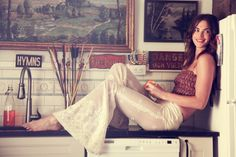 Martha Hunt, Crista Cober & Pania Rose for Free People The Intimates Collection
