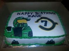 halo birthday cake - Yahoo Image Search Results