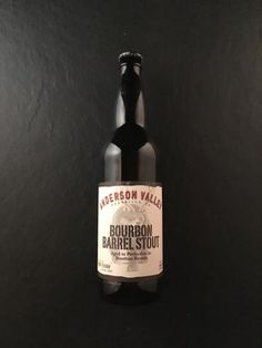 COMMERCIAL DESCRIPTION Complexity. Aged for three months in Wild Turkey Bourbon barrels, this luxurious stout...