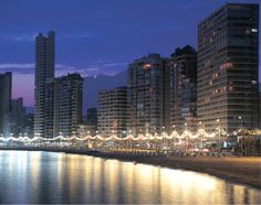 Amazing city in the east of Spain. Visit Benidorm staying at Marconfort Flamingo Benidorm and Marconfort Playa Aparthotel Benidorm www.marconfort.com