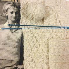 Har snöat in på strukturer. Kanske den här? Maybe this one? #strukturer #structures #knittingstructures
