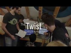 Architectural Association Projects Review 2015 - The Twist Video Reel (No Audio) - YouTube
