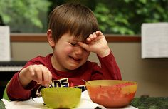 When feeding your kids dinner, do you make this parenting mistake? It's so easy to do, especially with picky eaters! Find out if you're doing it and get tips and advice for what to do instead. Parenting Articles, Kids And Parenting, Parenting Hacks, Parenting Ideas, Baby Kind, Raising Kids, Child Development, Future Baby, Baby Food Recipes