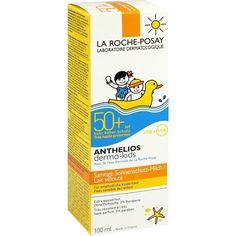 LA ROCHE-POSAY Anthelios Dermo Kids Sonnenschutz Milch 50+ +Mexo:   Packungsinhalt: 100 ml Milch PZN: 07791341 Hersteller: L Oreal…