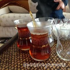 Good morning world! ☀️☕️ #tea #teatime #Moroccan #breakfast #kidfoodies