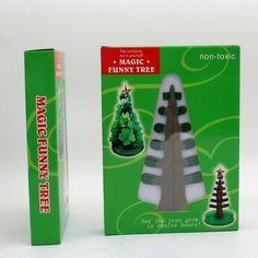 Magic Growing Christmas Tree - Green