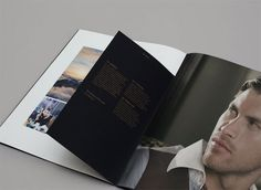 Paramount Hotels & Resorts / Contributed by Aimee Emerson of London-based & SMITH / branding / logo / identity / packaging / business card / stationery / brochures / luxury branding at it's finest / crisp and bold / gorgeous design