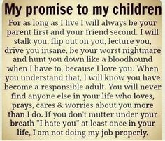 my promise to my children quotes quote family quote family quotes parent quotes | Promo Bonus Coupons&Codes