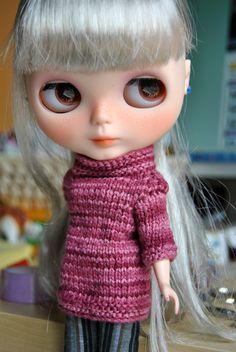 Grey Blythe by lubodaczny