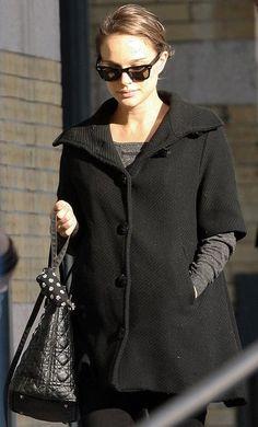 Natalie Portman's baby bump